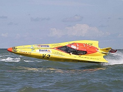 V24 Powerboats